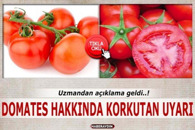 Canan Karatay'dan bu kez domates uyarısı