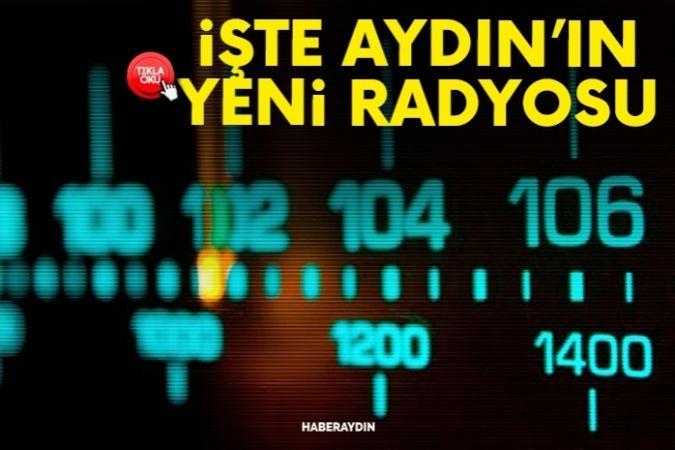 Polis Radyosu Aydın'da faaliyete geçti