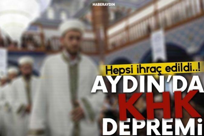 Aydın'da 35 Diyanet İşleri görevlisi ihraç edildi