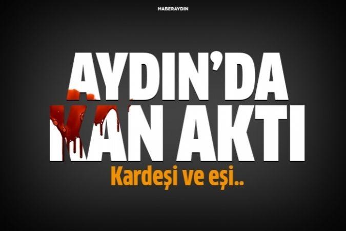 Aydın'da iki kardeş arasında bıçaklı kavga; 1 ölü