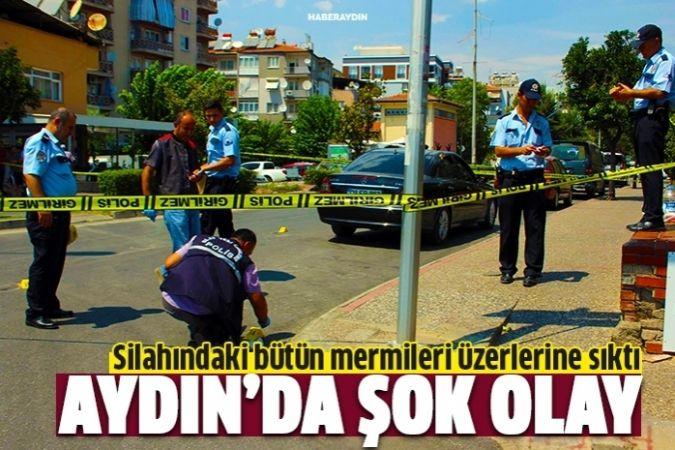 Aydın'da silahlı tarama 3 yaralı