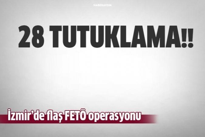 FETÖ'nün yeni yapılanmasına 28 tutuklama