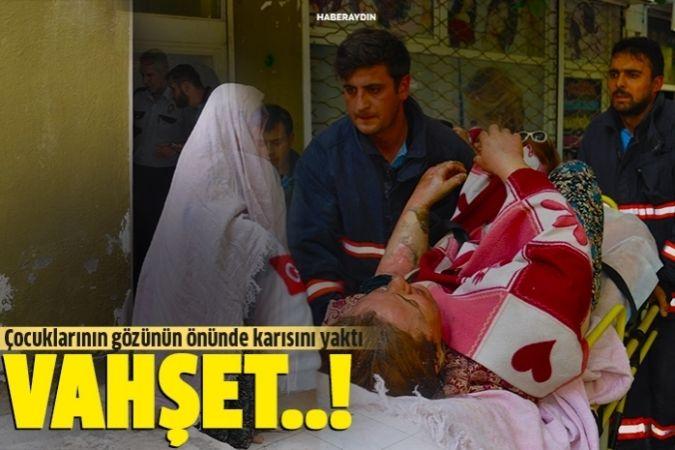 Ankara'da koca dehşeti