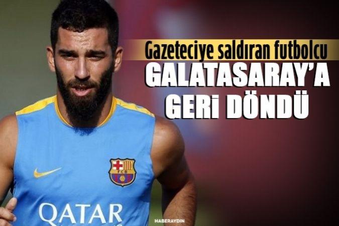 Galatasaray Arda Turan'ı 1 yıllığına kiraladı