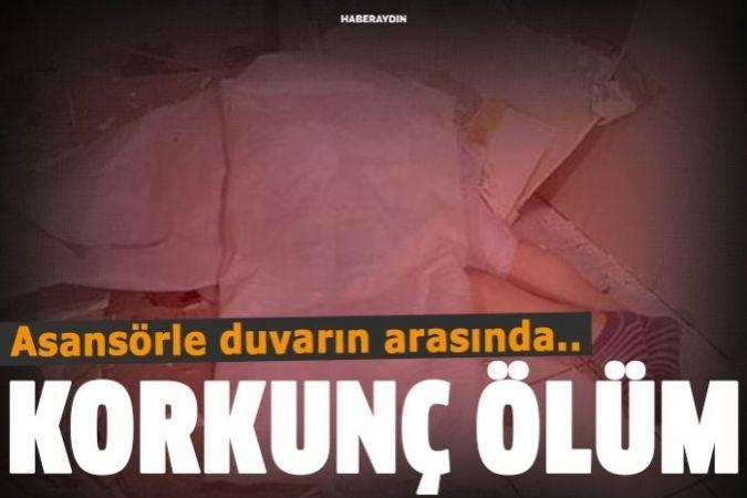 Trabzon'da korkunç ölüm!