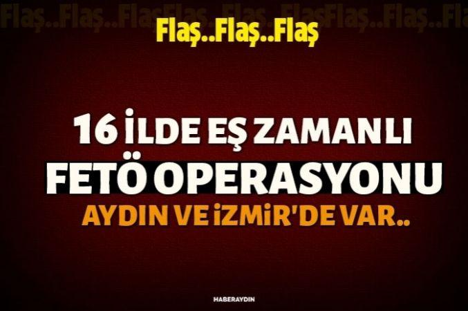 Antalya polisinden 16 ilde eş zamanlı 'Bylock' operasyonu