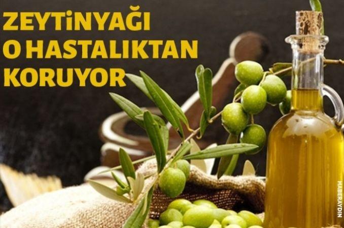 Zeytinyağı Alzheimerdan koruyor