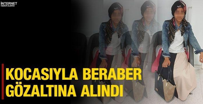 Çantasında bonzai ele geçen kadın gözaltına alındı