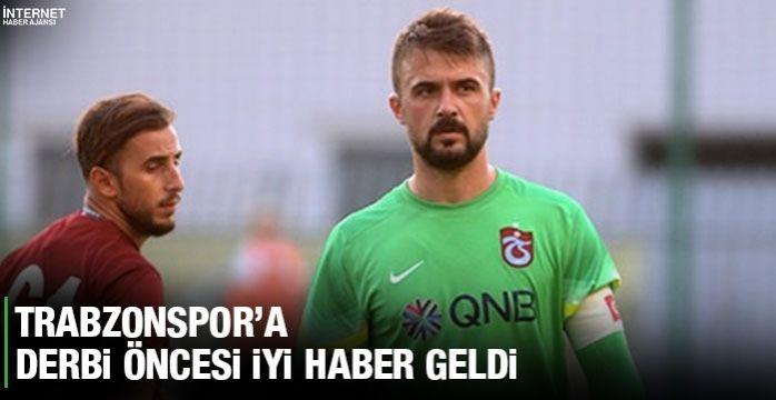 Trabzonspor'a iyi haber