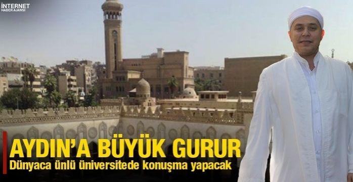 İslam ilimleri üniversitesine konuk olacak