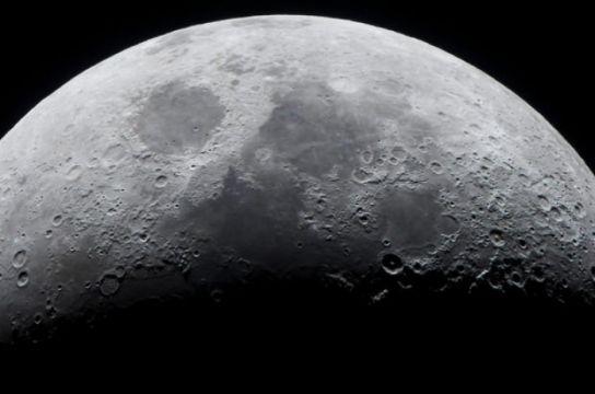 Japonlar Ay'da 50 kilometrelik mağara keşfetti