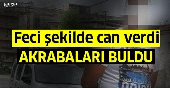 Aydın'da feci ölüm