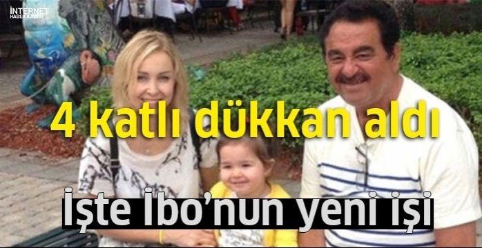 İbrahim Tatlıses İzmir Güzelyalı'da dükkan açıyor