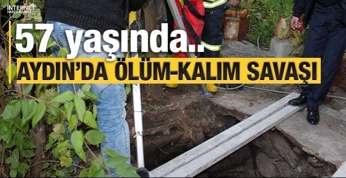 Aydın'da ölüm-kalım savaşı