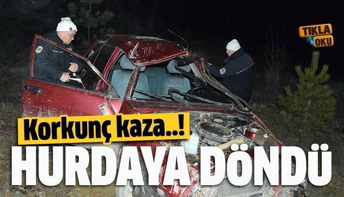 Korkunç kaza.!