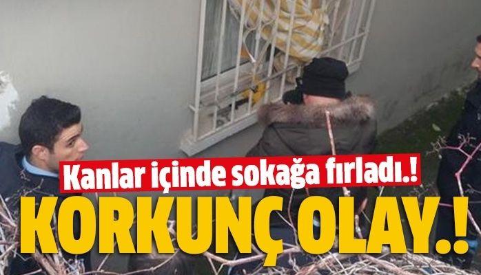 İzmir'de feci olay