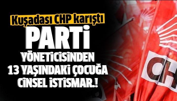 Kuşadası CHP, taciz iddialarıyla çalkalanıyor
