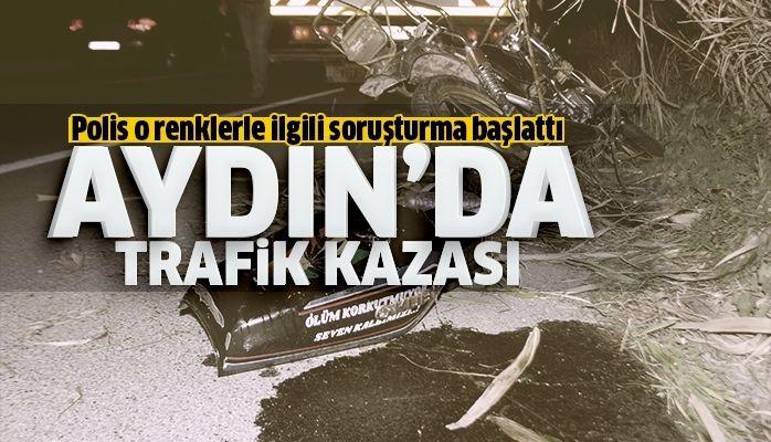 Aydın'da trafik kazası
