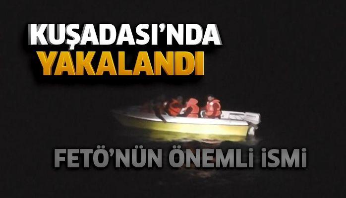 FETÖ zanlısı Yunanistan'a kaçarken yakalandı