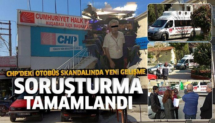 CHP'DEKİ OTOBÜS SKANDALINDA YENİ GELİŞME