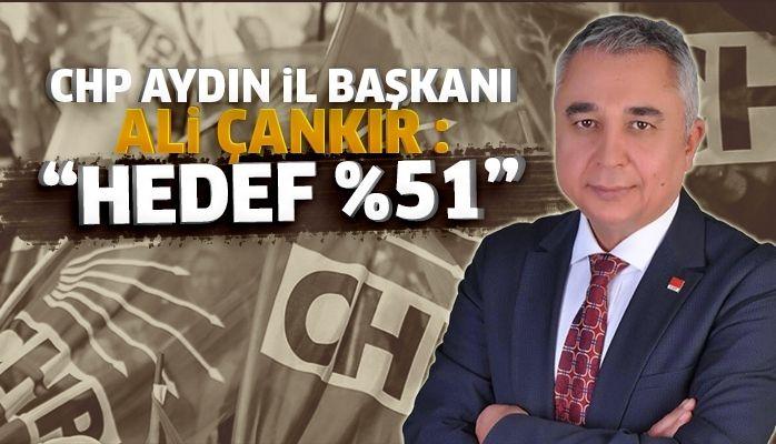 CHP İl Başkanı Çankır net konuştu