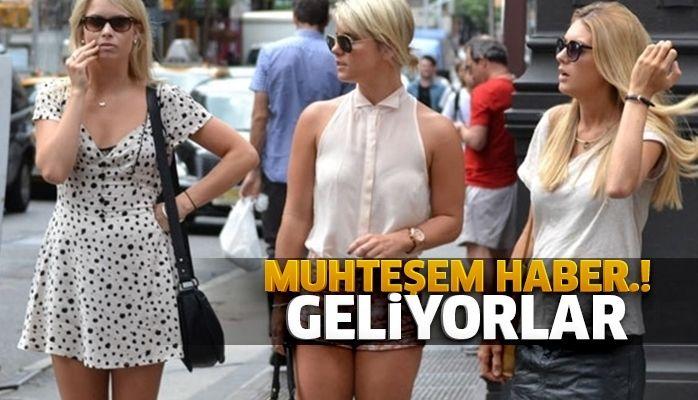 Türkiye için muhteşem haber