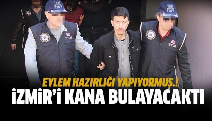 İzmir'de eylem yapacaklardı