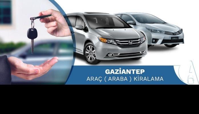 Gaziantep Araç Kiralama | www.adorenty.com
