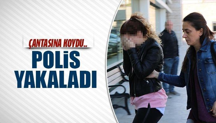 Polis yakaladı
