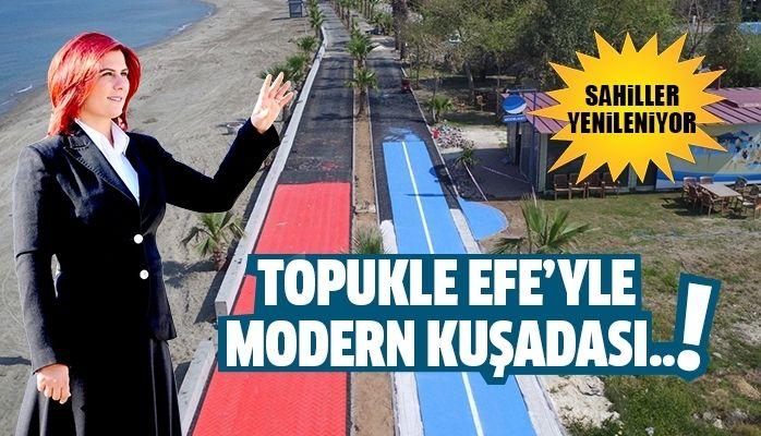 Topuklu Efe'yle modern Kuşadası