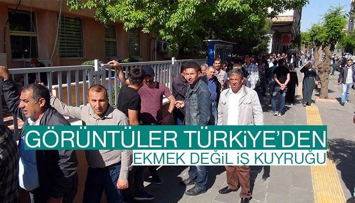 Görüntüler Türkiye'den..