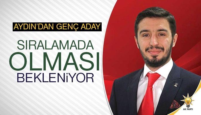 AK PARTİ'de genç aday