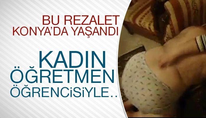 Konya'da rezalet!