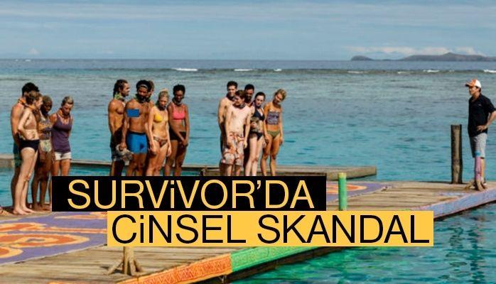 Survivor'da cinsel taciz skandalı yayını durduruldu!