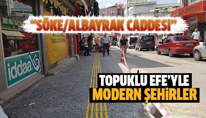 Topuklu Efe'yle modern şehirler