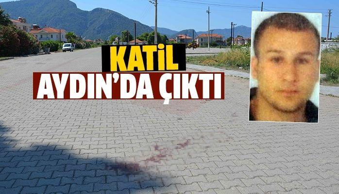 Katil Aydın'da çıktı