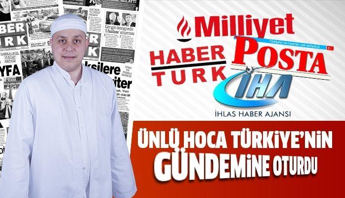 Türkiye onu konuştu