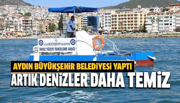 Aydın Büyükşehir Belediyesi yaptı