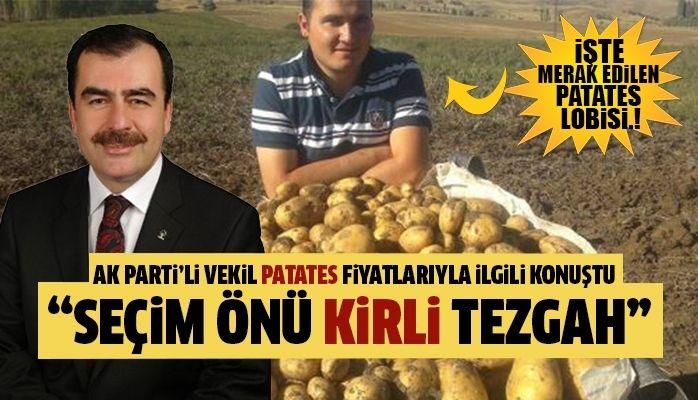 Erdem'in hedefinde patatesciler var