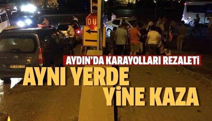Aydın'da Karayolları Müdürlüğü rezaleti