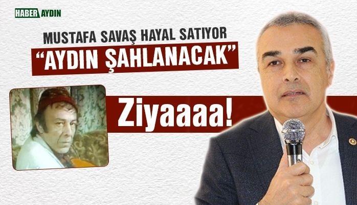 Mustafa Savaş'tan ilginç açıklama