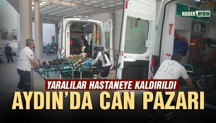 Aydın'da can pazarı