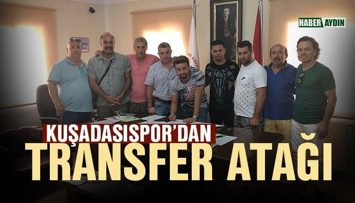 Kuşadasıspor'dan transfer atağı