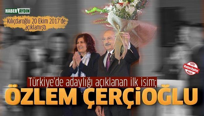 Kılıçdaroğlu duyurmuştu