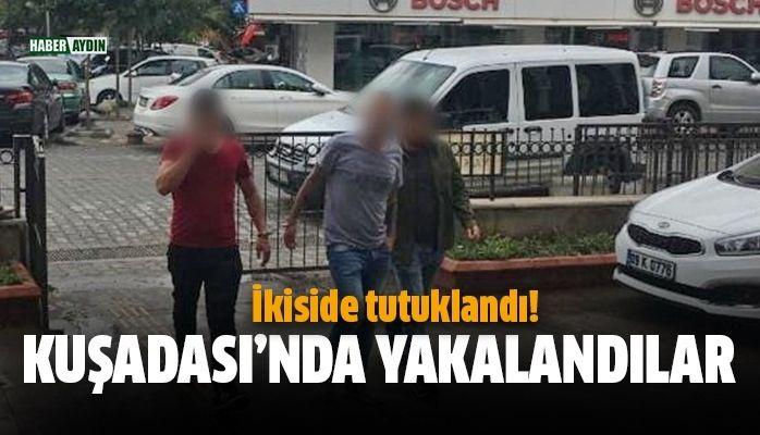 İkiside tutuklandı