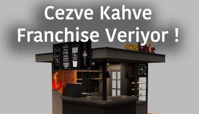 Kahve Standı Franchise Veren Firmalardan Cezve Kahve ile Tanışın