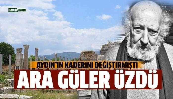 Ara Güler üzdü