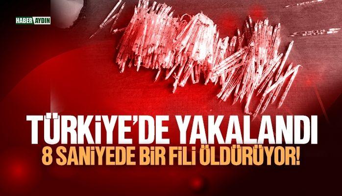 Türkiye'de yakalandı..! Çok tehlikeli!