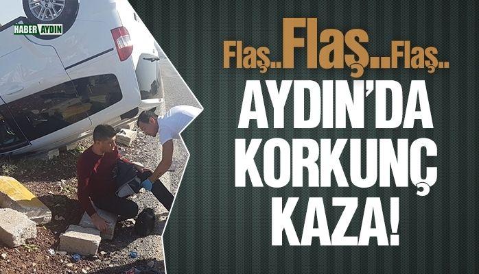 Aydın'da feci kaza..! Can pazarı yaşandı