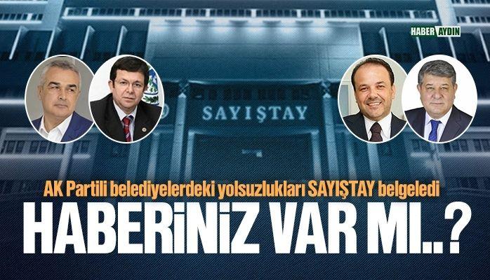 Türkiye AK Partili belediyeleri konuşuyor